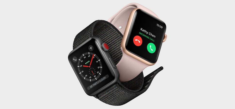 separation shoes eafc9 9407d Apple's Real Hit Isn't the iPhone X but the New Apple Watch | Inc.com