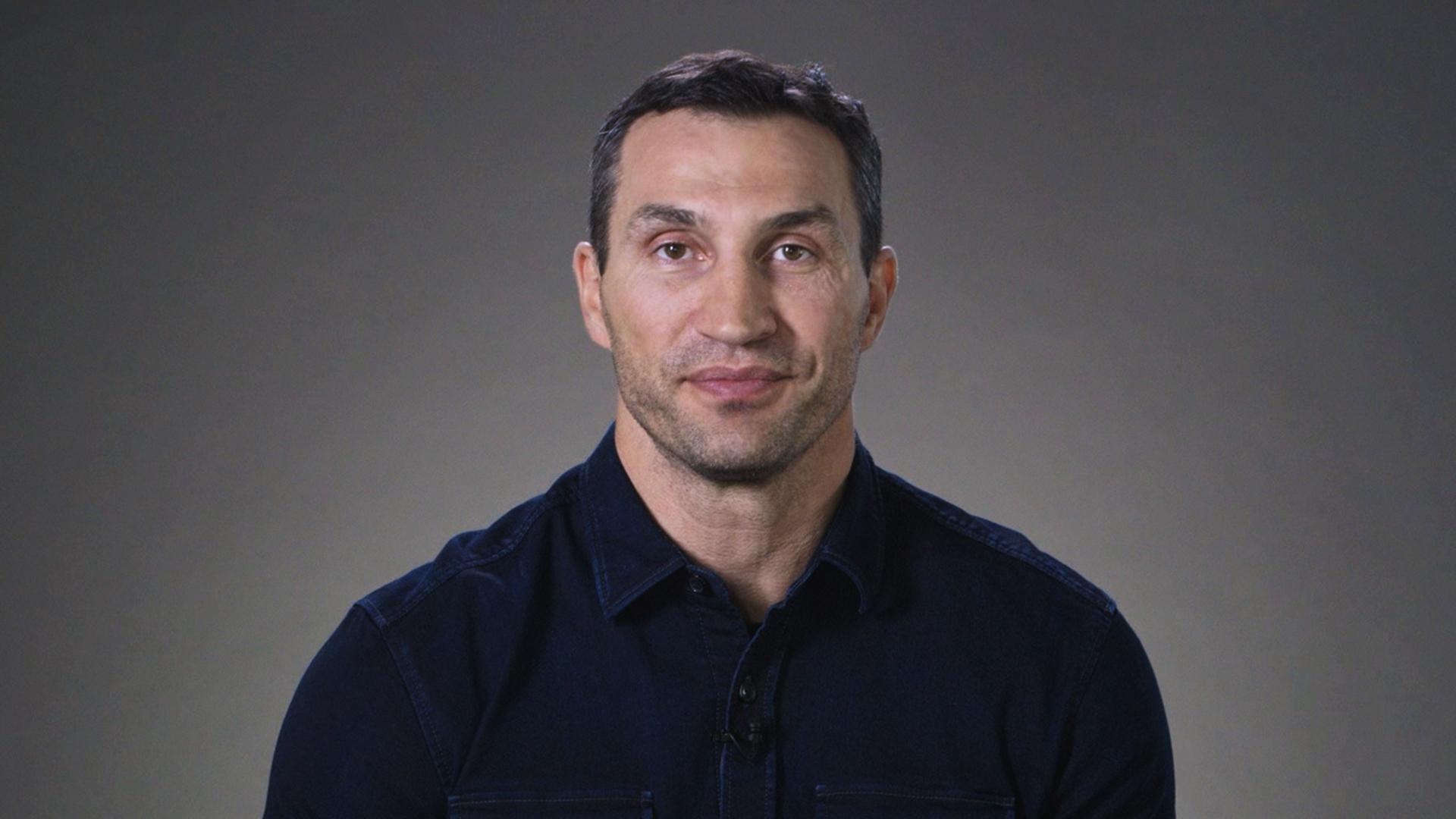 Legendary Heavyweight Boxer Wladimir Klitschko Explains How to