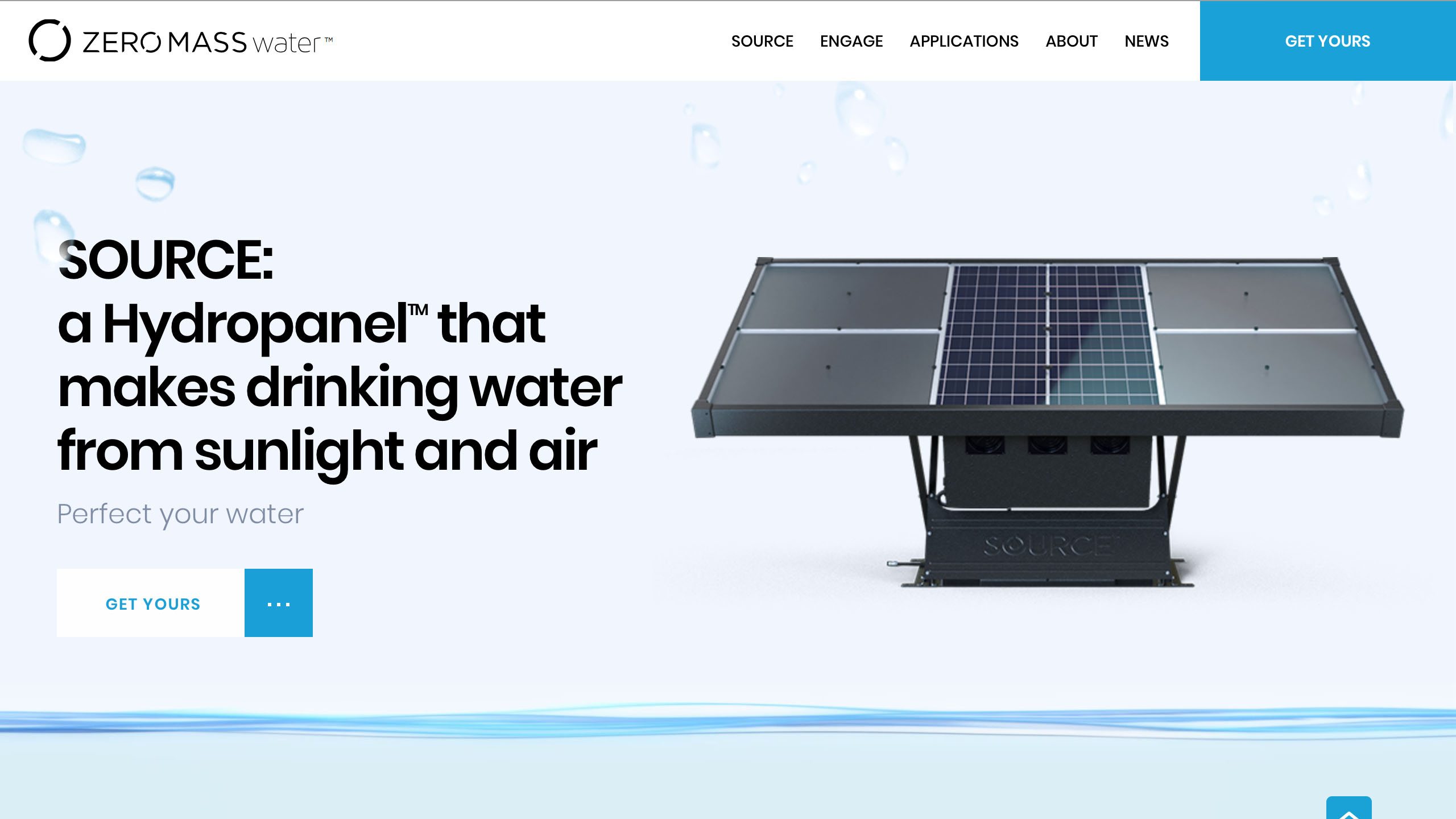These Amazing Solar Panels Create Drinking Water From Only Air and