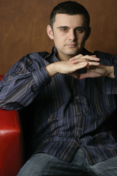 Gary Vaynerchuk says his show, Wine Library TV, would lose 75 percent of its audience without him.