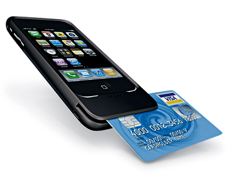 credit card swiper for iphone mophie s new mobile credit card reader inc 16844