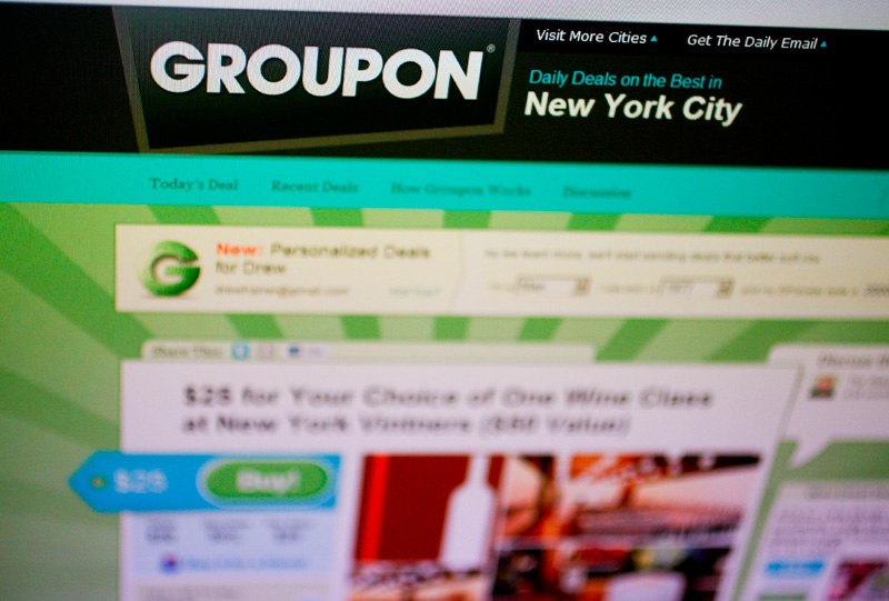 How Groupon Works for Small Businesses | Inc com