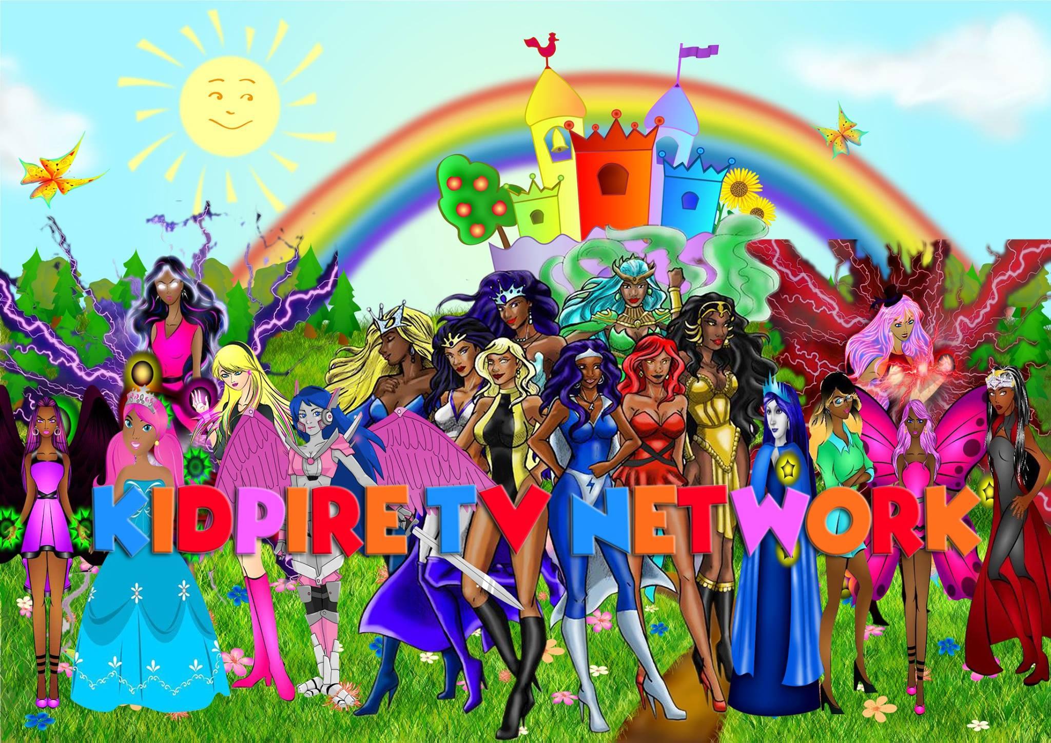 Kidpire/GirlPire Animated TV Networks - Los Angeles, CA