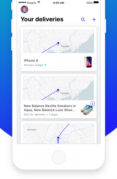 New Shopify App Arrive Automatically Tracks Your Holiday