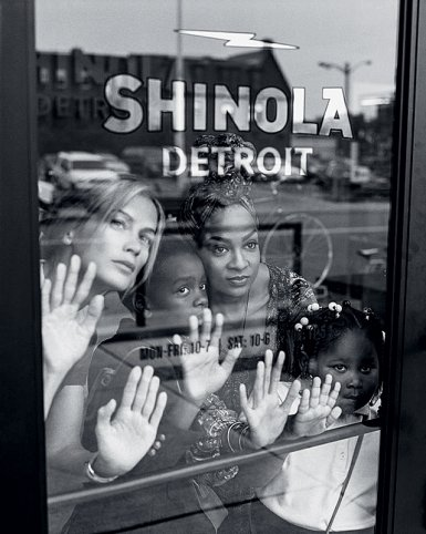The Real History of Shinola, America's Most Authentic Fake Brand
