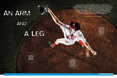 How This Founder Is Creating 'Moneyball' for Injuries | Inc com