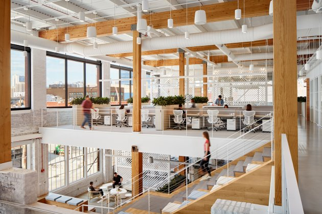 Here Are The 10 Coolest Offices Of 2019