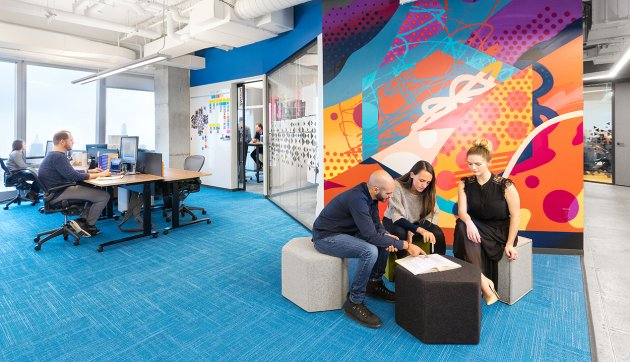 5 Design Trends That Will Make Your Office More Productive