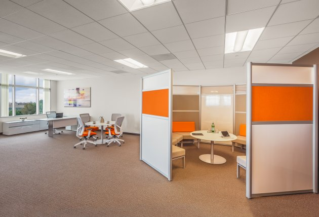 Modular Panels, From Contemporary Office Furniture Manufacturer Fluid  Concepts