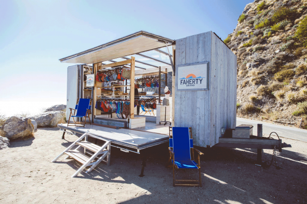 Faherty Brands Mobile Store And Beach House