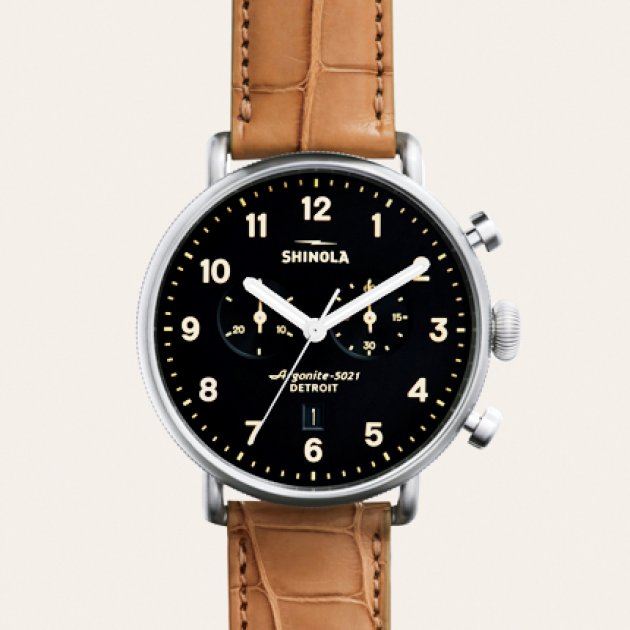 The real history of shinola america 39 s most authentic fake brand for Shinola watches