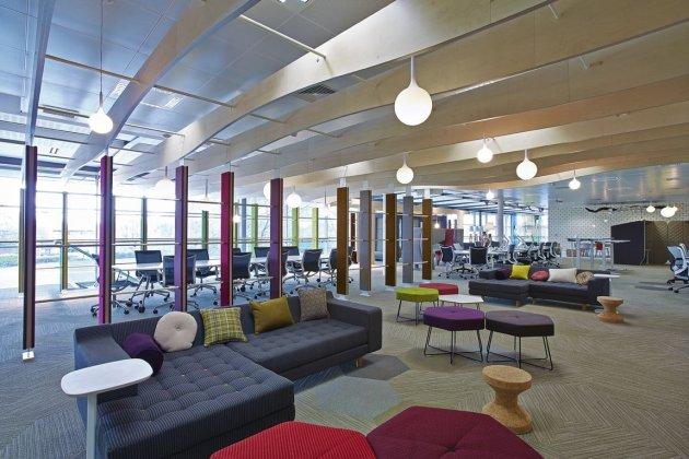 lighting in interior design. CREDIT: Naughtone Lighting In Interior Design