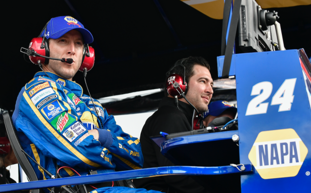 Chasing Perfection: An Inside Look at How a Top Nascar Crew