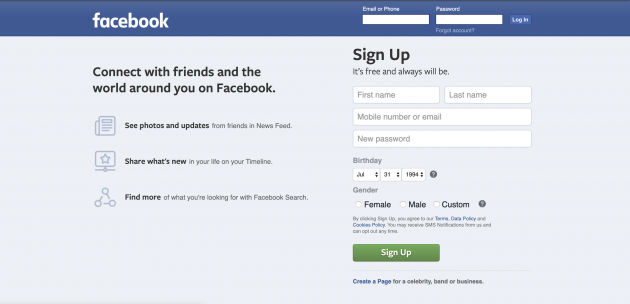Would You Pay For Facebook The Company Just Made A Subtle Change That Could Represent A Very Large Shift Inc Com