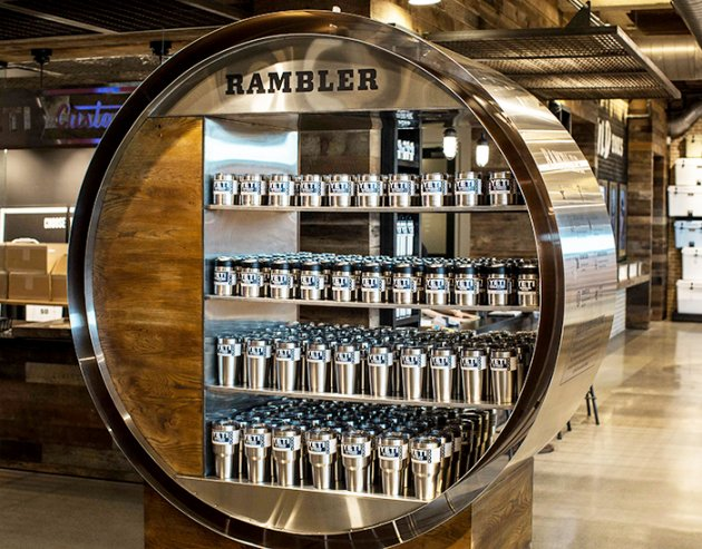 Inside Yeti S New And Unbelievably Cool Er Flagship Store