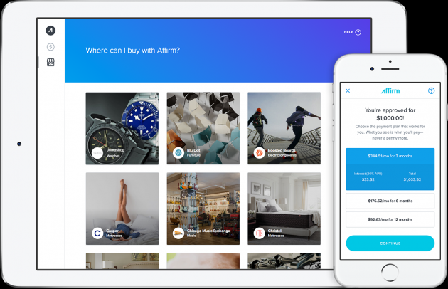Walmart Partners With Affirm To Provide Credit Option To Customers >> Paypal Mafia Member Max Levchin Says His Lending Startup