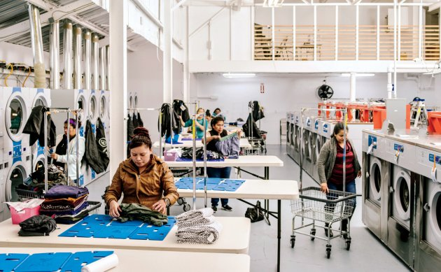 Is the $40 Billion Laundry Industry Ready for Reinvention