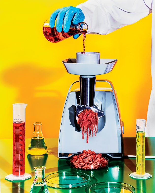 Why This Cardiologist Is Betting That His Lab-Grown Meat