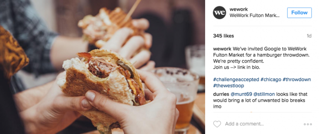 Instagram hacks to get followers are very applicable to photos of food, which are popular in the platform.