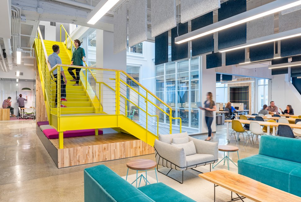 World's Coolest Offices Brilliant Interior Designs