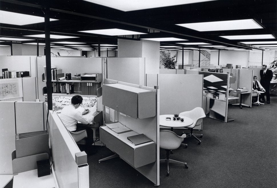 Great Moments in the Cubicle\'s History | Inc.com