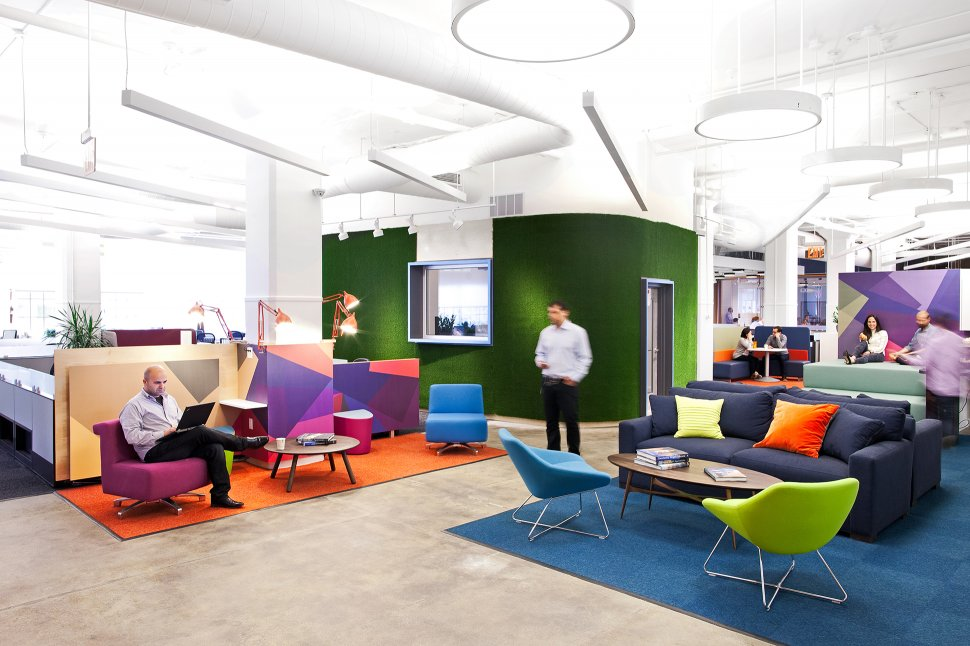 Worlds coolest offices brilliant interior designs inc com