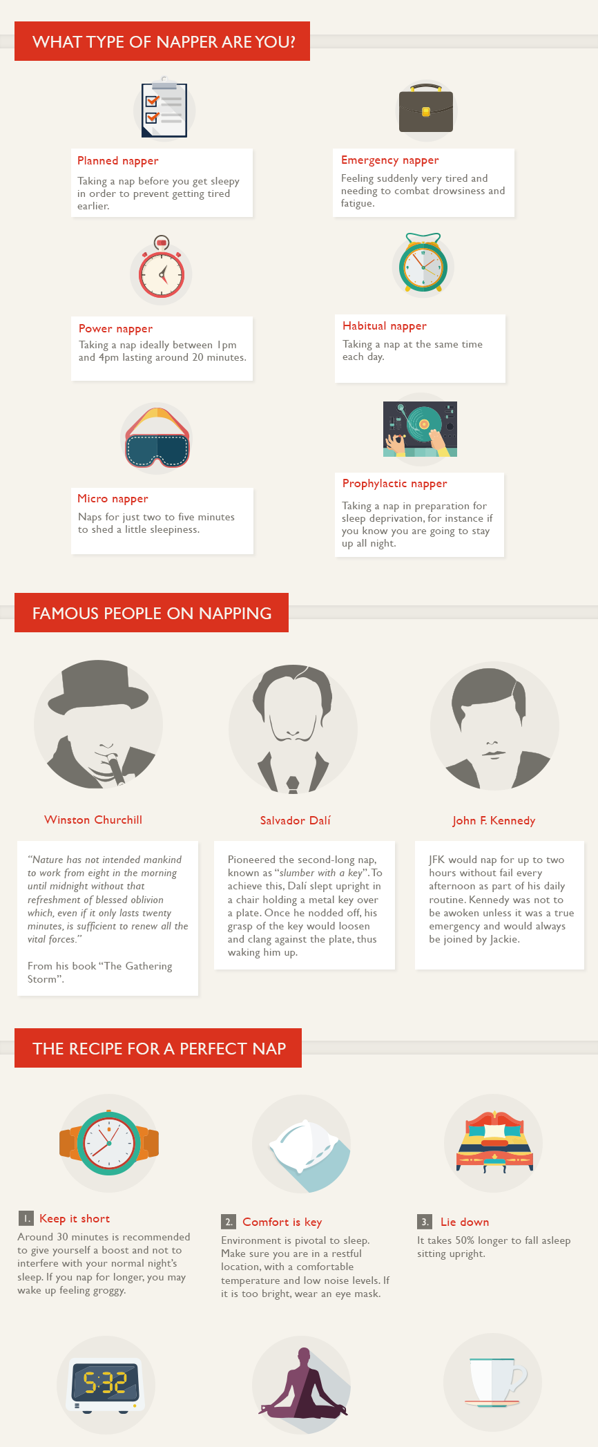 This is the ideal nap time to boost productivity infographic inc com