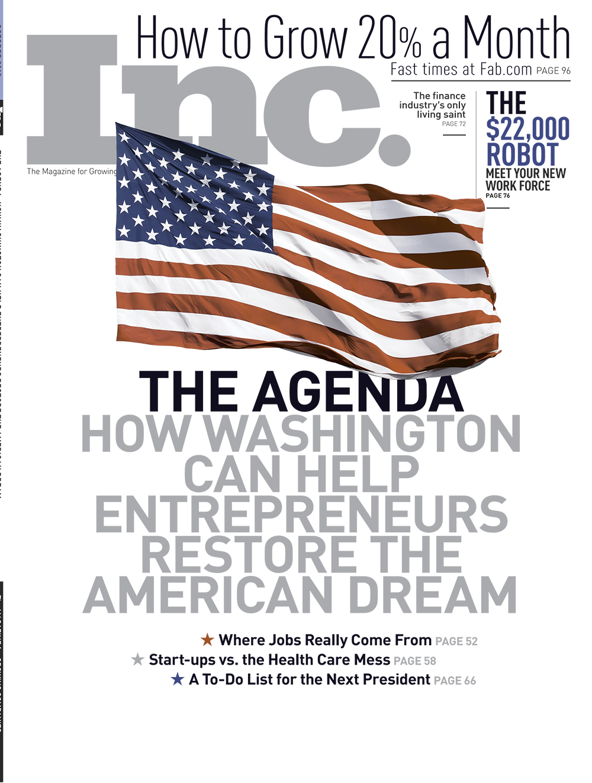 Inc. Digital Issue