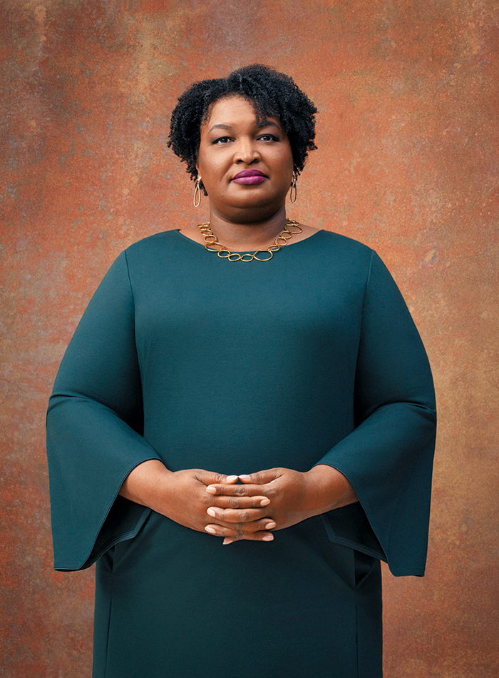 How Stacey Abrams--the Entrepreneur--Flips Losses Into Wins